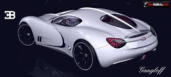 bugatti concept car bugatti concept changing colors bugatti gangloff concept white