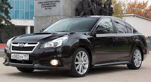 Subaru Legacy 2009 2014 характеристики и цена фотографии и обзор