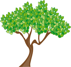 free tree clipart animations of trees