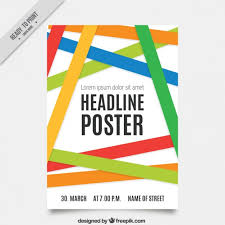 template for posters exol gbabogados co