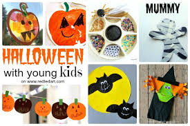 Halloween Crafts For Young Children - 37 cute u0026 easy halloween crafts for toddlers and preschool red