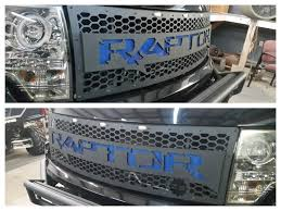 Ford Raptor Truck Parts - grille inserts ford raptor parts u0026 accessories shop pure raptor