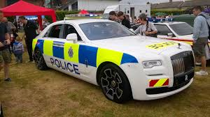 here u0027s a rolls royce police car based on the ghost black badge
