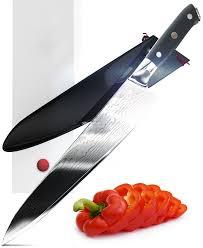 damascus steel kitchen knife japanese damascus chef knife vg10