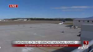 Vermont travel guard images Vt guard members return from u s virgin islands jpg