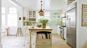 Coastal Cottage Kitchen - 15 spring decorating ideas coastal living
