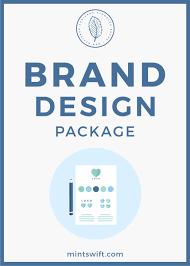 branding logo design brand design mintswift