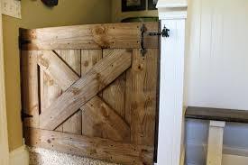 Make Barn Door by Build A Barn Door Diy Barn Door 1 How To Build A Barn Door