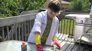 cool science experiments for kids melting metal in 5 seconds