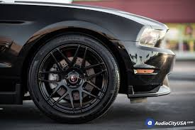 Black Wheels For Mustang 2013 Ford Mustang Wheels 19