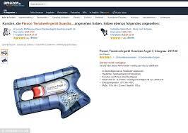 amazon black friday deutschland amazon co uk under fire for selling illegal weapons like stun guns