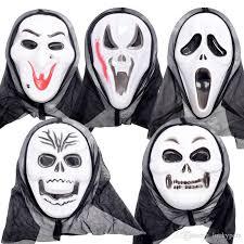 Skeleton Mask Halloween Mask Party Scary Mask Ghost Face Masks Costume Skull