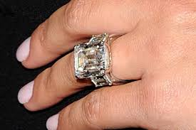 Kim K Wedding Ring by Kim U0027s Second Hand Bling Goes For 749 000 Bt