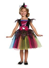 girls hello kitty witch costume witch costumes
