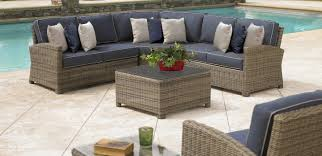 Best Outdoor Wicker Patio Furniture by Patio Furniture Outdoor Wicker U0026 All Weather The Patio Collection
