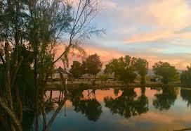 joshua tree lake rv and cground