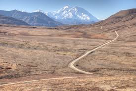 Road Map Of Alaska by Where To See Denali Mt Mckinley The 20 Best Viewpoints