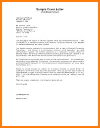 example of semi block style business letter resume format doc
