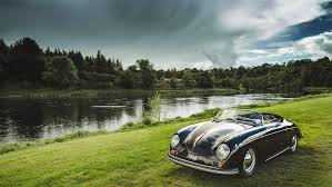 porsche 356 speedster in scotland highland society