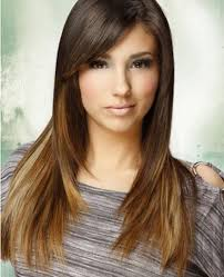 ideas about hairstyles for long hair with highlights cute