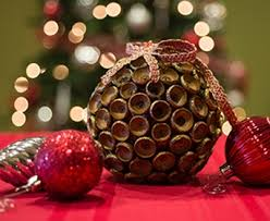 craft idea no 1 acorn ornament