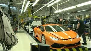 lamborghini headquarters lamborghini headquarters go carbon neutral bbc news youtube