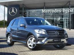 mercedes m wagon mercedes m class station wagon car deals with cheap finance