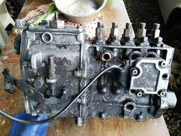 amateur adventures om617 injector pump replacement peachparts