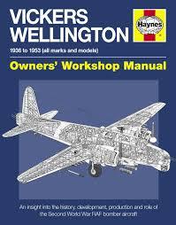 vickers wellington manual haynes publishing
