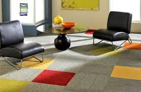 Carpet Tiles For Living Room by Easy Installation Of Interlocking Carpet Tiles