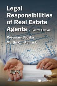 legal responsibilities of real estate agents 4th edition