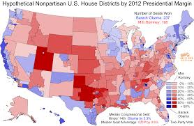 Illinois District Map by Gerrymandering Could Cost Democrats The House In 2016 Why