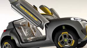 renault concept interior 2014 renault kwid concept interior and exterior youtube