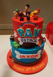 kids birthday cakes paw patrol kids birthday cake sweet cake bites