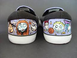 the nightmare before shoes by rachelliles352 on deviantart