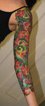 half sleeve dragon tattoo design real photo pictures images and