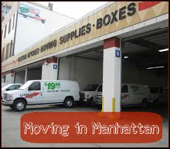 how to move in manhattan ny moving insider