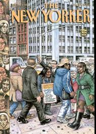 happy thanksgiving 11 illustrated new yorker thanksgiving covers