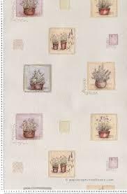 papier peint herbes aromatiques papier peint aquamura de lutèce