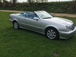 used mercedes benz clk avantgarde 2004 cars for sale motors co uk