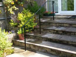 Outdoor Metal Handrails The Handrail People Handrails For The Elderly And Disabled