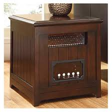 Infrared Heater Fireplace by Infrared Heater Side Table 233353 Fireplaces At Sportsman U0027s Guide