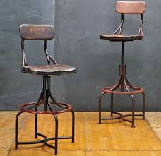 creative of metal and wood swivel bar stools architects counter