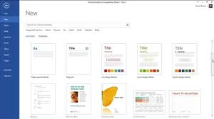 using office 2013 themes and templates for branding