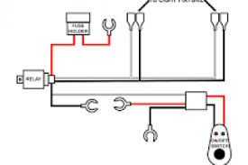 How To Wire Light Bar by How To Wire Two Light Fixtures To One Switch Diagram Wiring Diagram