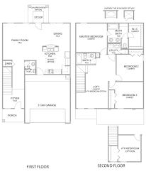 Floor Plan Line Of Credit 1907 Nitsche Westwind Homes
