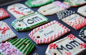 personalize your presents with these tasty diy u0027christmas cookie