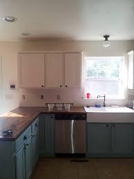 kitchen cabinet chalk paint kitchen beautiful different color kitchen cabinets chalk painted