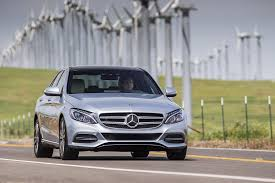 mercedes benz plug in hybrid joins c class stable sfgate