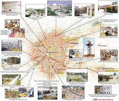 Kathmandu Nepal Map by Embassy Of Japan In Nepal